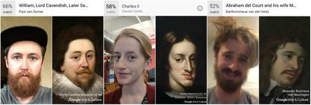 La aplicación de Google Arts ahora te permite saber a que cuadro famoso te pareces, y es todo un éxito