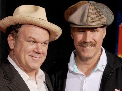 Will Ferrell y John C. Reilly serán Sherlock Holmes y John Watson para Sony