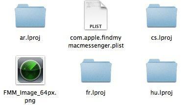 Find mi Mac