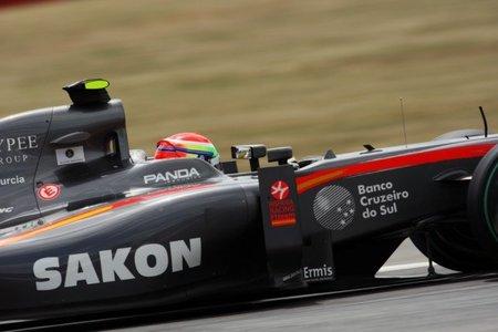 Sakon Yamamoto sustituirá a Karun Chandhok en el Gran Premio de Alemania