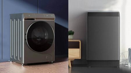Xiaomi presenta nueva lavadora y secadora inteligentes, con 10kg de carga y bomba de calor