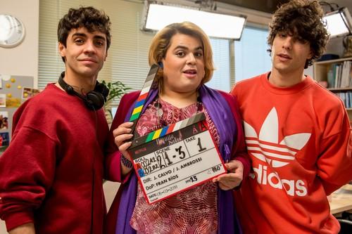 """""""Hemos escrito unos guiones más complejos para la temporada 2 de Paquita Salas y eso se nota"""""""