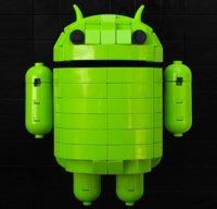 La imagen de la semana: un Android hecho de Lego