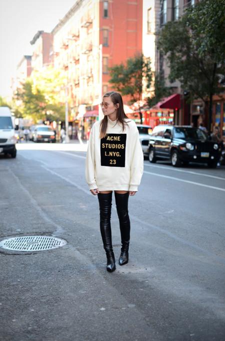El street style y el fenómeno del döppelganger: ¡Veo doble!