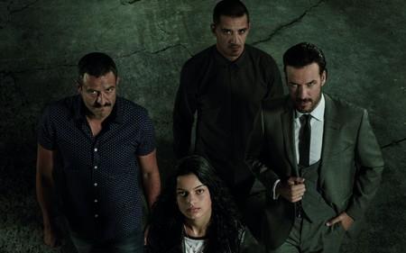 Resultado de imagen de Gigantes de Enrique Urbizu (temporada segunda)