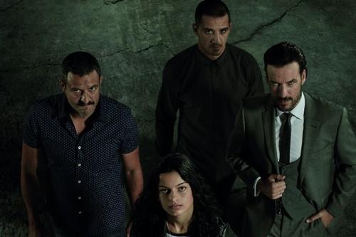 'Gigantes' regresa con una intensa segunda temporada allanando el camino para el final de la serie en Movistar+