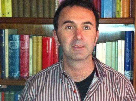 Daniel Riaño, un pirata al Ayuntamiento de Madrid