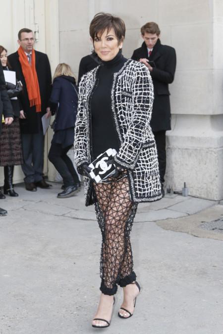 Kris Jenner Chanel