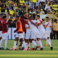 """Las celebraciones por los goles de la Copa Mundial de Perú desataron """"alertas por terremoto"""""""