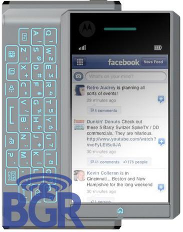Blur será el interfaz de Motorola para Android