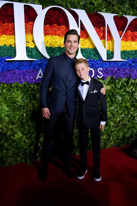 Matt Bomer 73rd Annual Tony Awards Arrivals Red Carpet