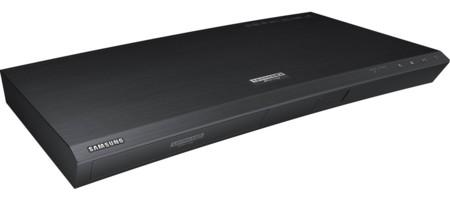 El primer reproductor Blu-ray UHD de Samsung llegará este mismo mes a Europa