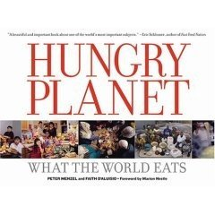 Hungry Planet, un interesante documento gastronómico