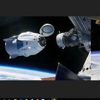 SpaceX llevará a sus primeros astronautas a la Estación Espacial Internacion el próximo junio
