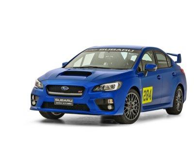 Subaru WRX STi NR4, desde Australia