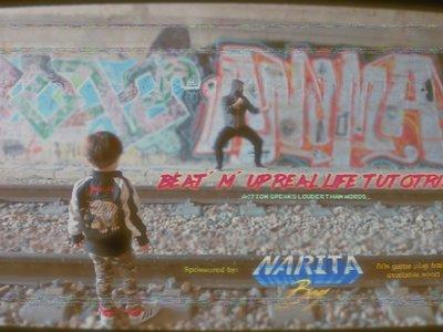 Narita Boy muestra su primer gameplay: el guiño definitivo a los 80's en clave de pixelart