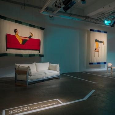 Así de atemporal es la colección de Established & Sons, que se verá el Salón del Mueble de Milán 2018