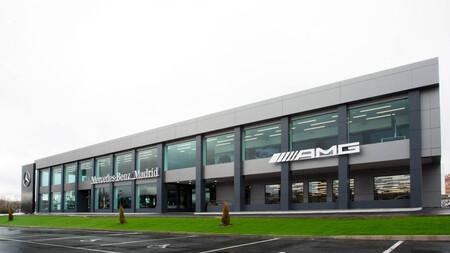 Mercedes-Benz planea vender 11 de sus 12 concesionarios propios en España