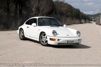 Porsche 911 964 Carrera RS, retroprueba (parte 1)
