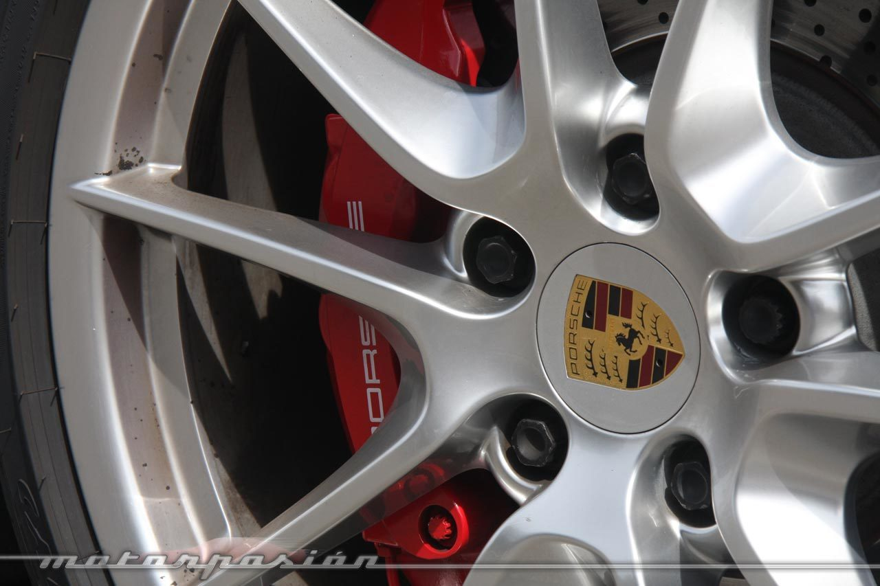 Foto de Porsche 911 Carrera S (prueba) (34/54)