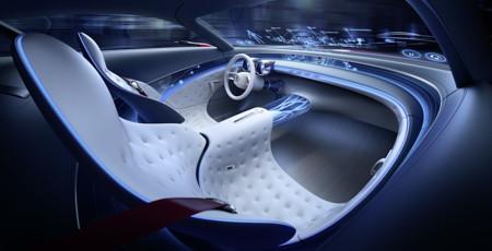 Vision Mercedes-Maybach 6 interior
