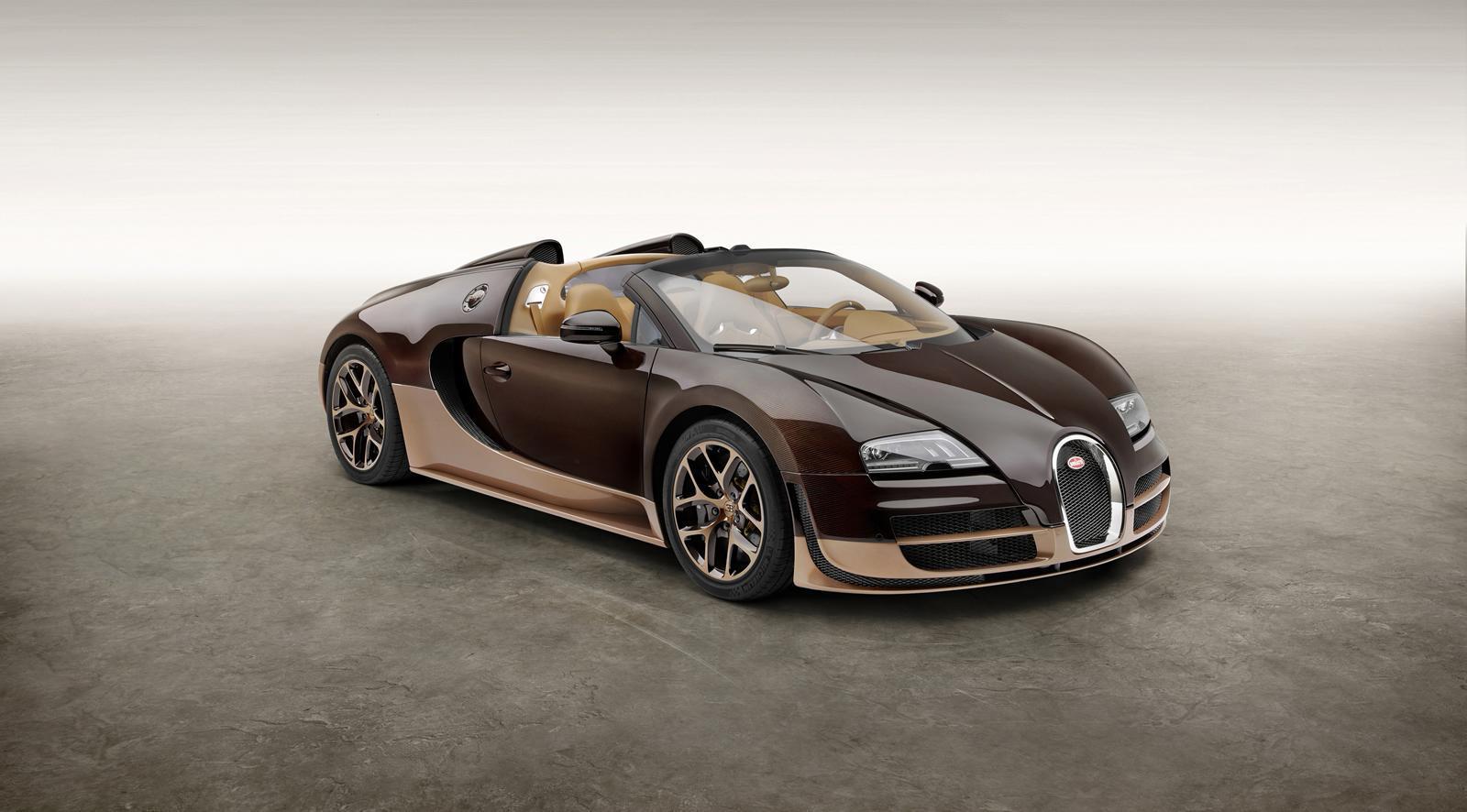 """Foto de Bugatti Veyron """"Rembrandt Bugatti"""" Legend Edition (1/16)"""
