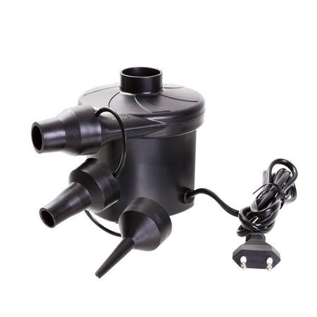 Evita ponerte morado de soplar este verano con la bomba hinchadora eléctrica de  Gochange por sólo 15,99 euros