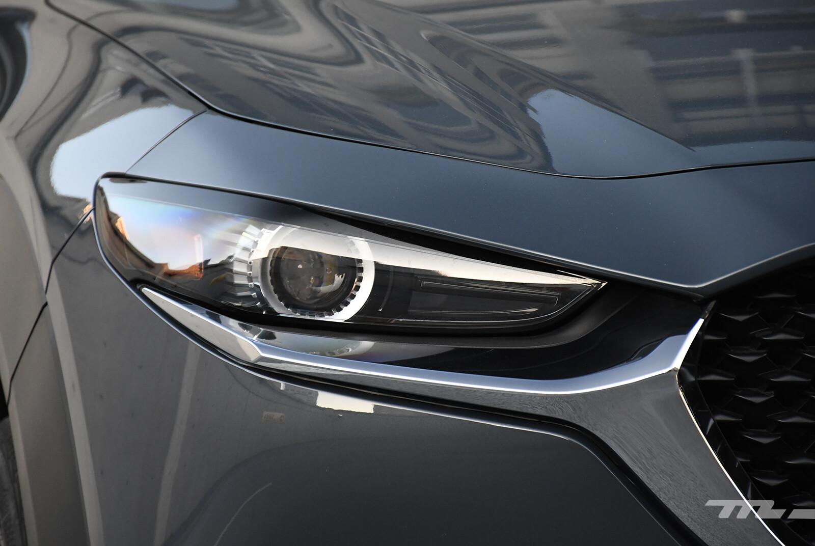 Foto de Mazda CX-30 turbo (prueba) (14/26)