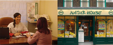 Natur House vs dietista