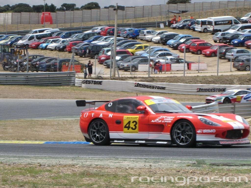 Foto de Campeonato de España de GT. Jarama 6 de junio (102/130)