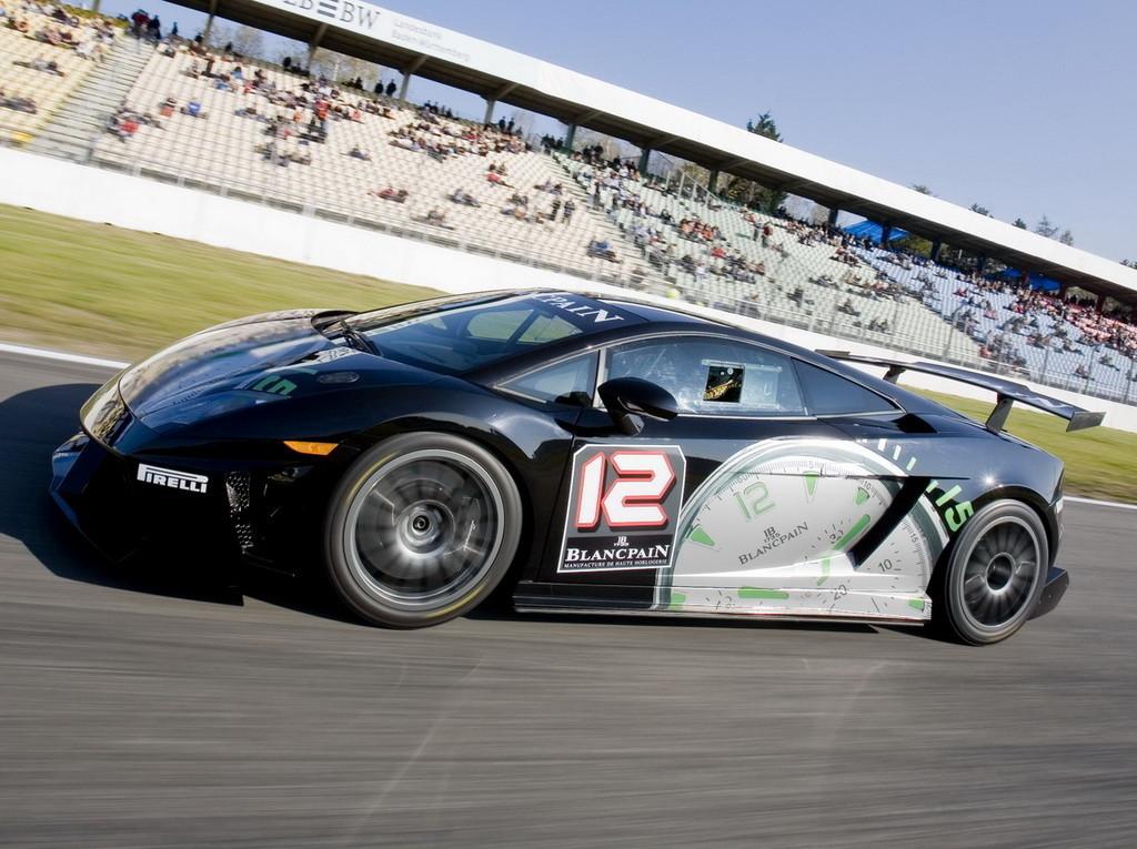 Foto de Lamborghini Super Trofeo Gallardo LP560-4 (7/17)