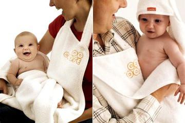 Coocoose: la toalla-delantal de baño