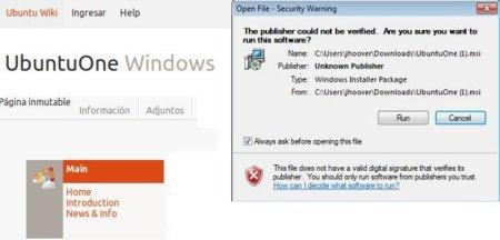Llega la primera beta de Ubuntu One para Windows