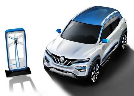 Renault K Ze Concept 2018 4