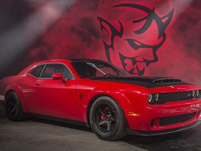 Un distribuidor de Dodge en Carolina quiere vender un Demon más caro que un Porsche 911 Turbo