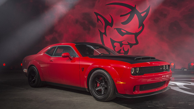 Un distribuidor de Dodge en Carolina quiere vender un Demon más caro que un Porsche 911 Turbo