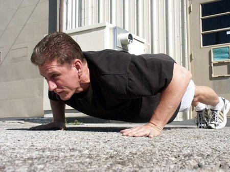Apúntante al reto: Hacer 100 flexiones seguidas en 6 semanas (VI)