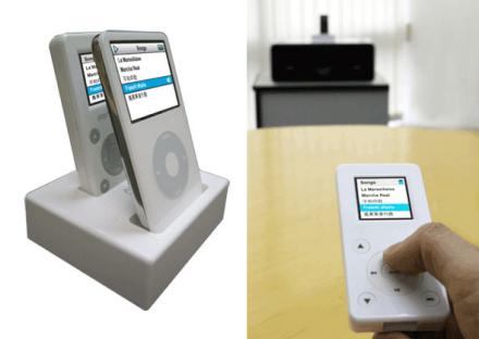 Popalive, control remoto para el iPod