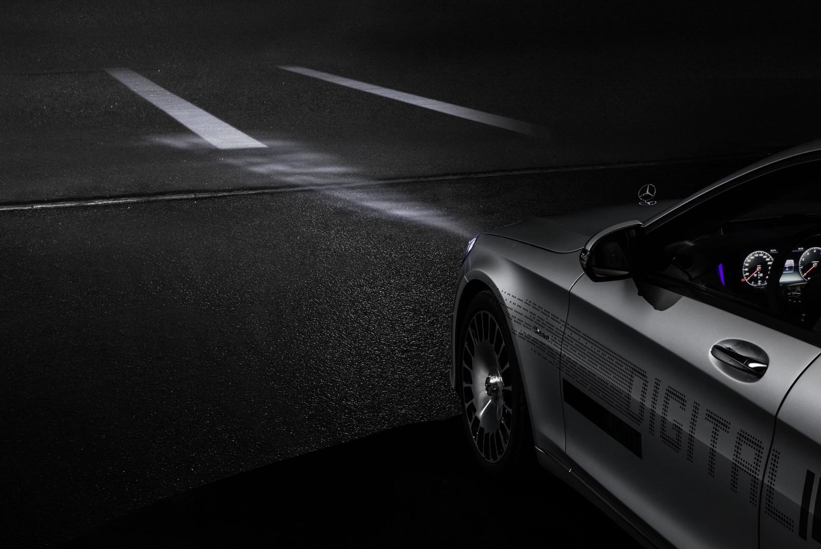 Foto de DIGITAL LIGHT de Mercedes-Benz (1/9)