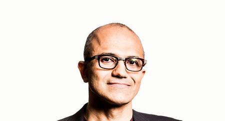 Satya Nadella es el nuevo CEO de Microsoft