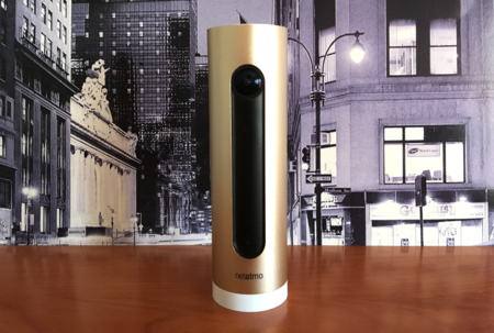 Netatmo Welcome