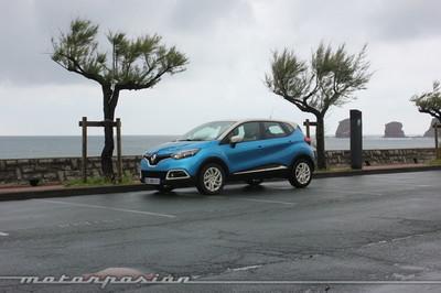 Renault Captur, presentación y prueba en Biarritz (parte 2)