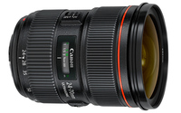 Canon renueva su objetivo 24-70mm f/2.8L II  junto con dos focales fijas gran angulares.