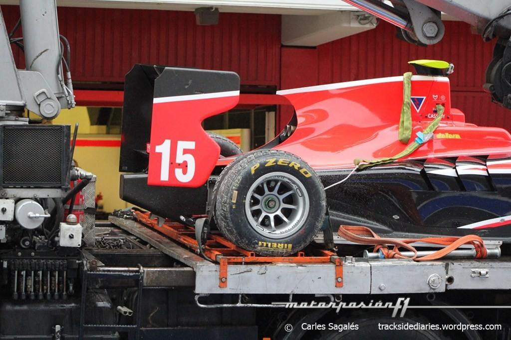 Foto de GP3 Barcelona Pretemporada 2013 (11/170)