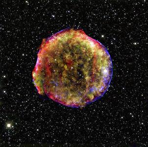 Una década de imágenes increíbles del espacio gracias al telescopio espacial Spitzer
