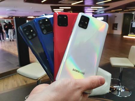 Samsung Galaxy Note 10 Lite, Galaxy S10 Lite, Galaxy A71 y Galaxy A51, precio y disponibilidad en México