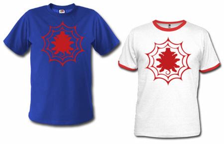 Camisetas Spider Pig