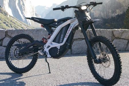 Moto Electrica Segway4