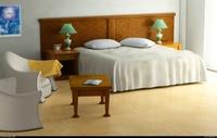 Dormitorios en varias zonas: Un dormitorio con zona de descanso (I)