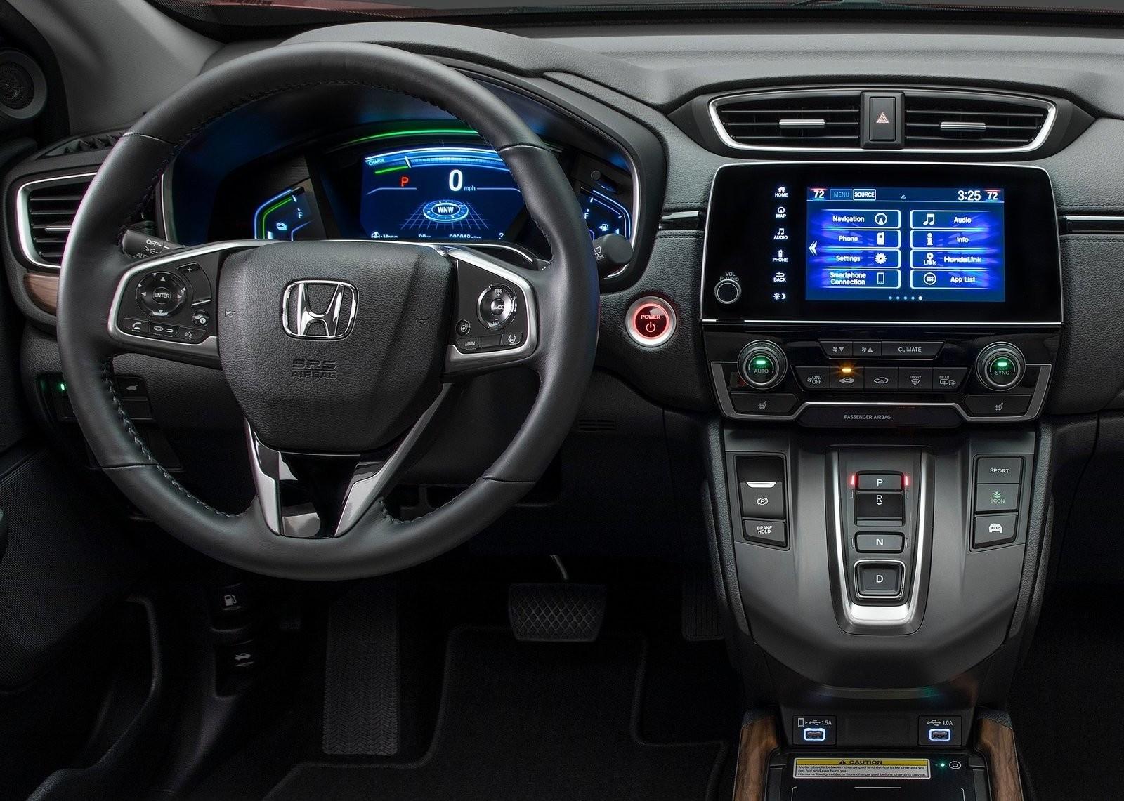 Foto de Honda CR-V 2020 (5/15)